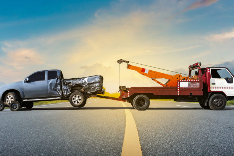 roadside assistance in Toronto