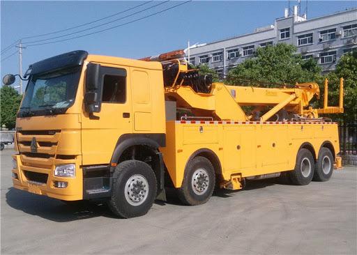 tow trucks Downtown Toronto